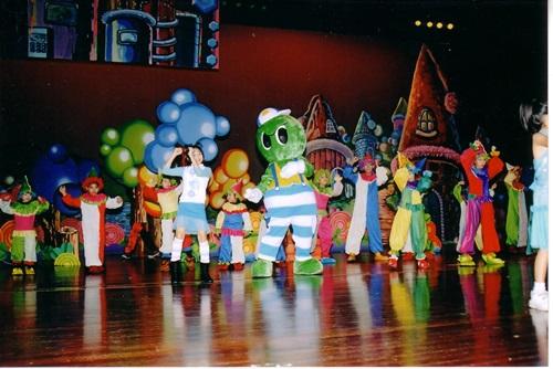 โครงการละครสร้างสรรค์สำหรับเด็ก